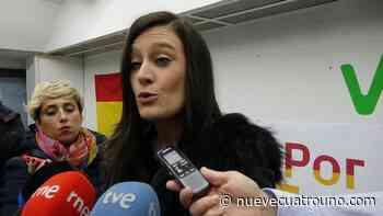 El único cargo público de Vox en La Rioja desdice a Rocío Monasterio - NueveCuatroUno