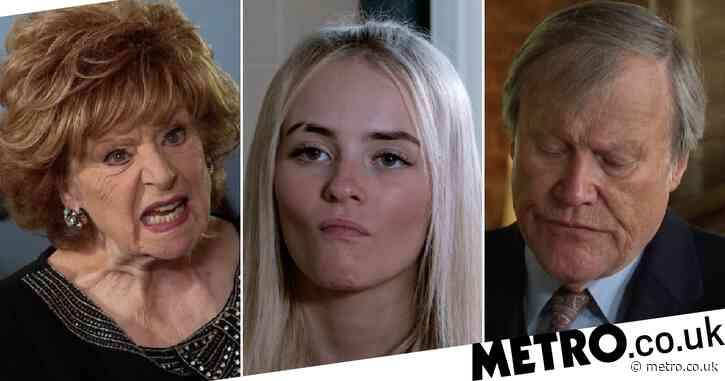 Six new Coronation Street spoiler videos reveal funeral shock, murder confirmed and Norris' huge secret
