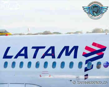 Ejemplarizante programa Avión Solidario de LATAM Airlines - torreeldorado.co