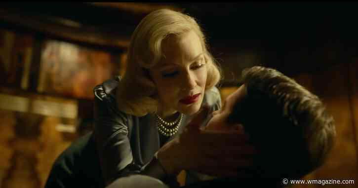 Cate Blanchett Menaces Bradley Cooper in 'Nightmare Alley' Teaser Trailer - W Magazine