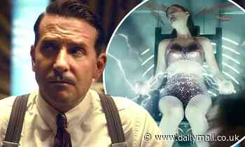Bradley Cooper and Rooney Mara star in electric trailer for psychological thriller Nightmare Alley - Daily Mail