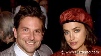 Irina Shayk Reveals What Kind of Dad Bradley Cooper Is, If He Gets Help From a Nanny - Just Jared