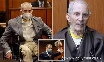 Real estate heir Robert Durst is GUILTY of murder over 2000 shooting of confidante Susan Berman
