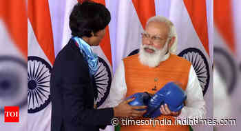 Rs 1.9cr for Lovlina's gloves, Rs 1.6cr for Neeraj's javelin