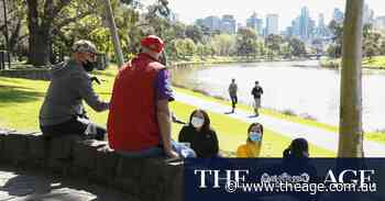 Victoria records one death, 535 new COVID cases as picnics and protests return to Melbourne