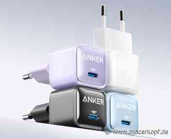 Anker Nano Pro: neues 20W USB-C Laderät vorgestellt › Macerkopf - Macerkopf - Apple News aus Cupertino