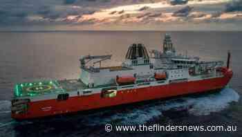 Rapid virus testing on new Aust icebreaker - The Flinders News