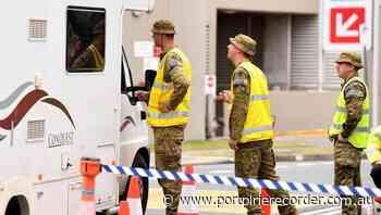 ADF border patrols set for ACT lockdown - The Recorder