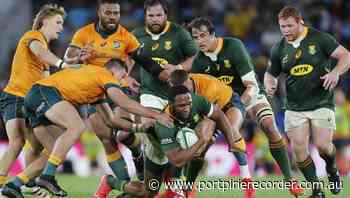 Boks' No.1 spot on line against Wallabies | The Recorder | Port Pirie, SA - The Recorder