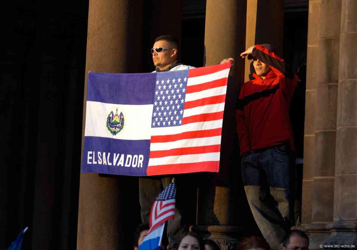 El Salvador: Kreditwürdigkeit sinkt nach Bitcoin-Gesetz | BTC-ECHO - BTC-ECHO | Bitcoin & Blockchain Pioneers