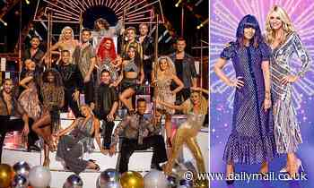 Strictly is left in crisis as two professional dancers refuse Covid jabs