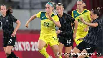 Young gun's soaring rise as sensational Matildas outshine Roos in FIFA 22