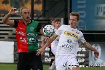 """Victor Van De Wiele (FC Gullegem): """"Iedereen snakt naar eerste zege"""" - Het Nieuwsblad"""