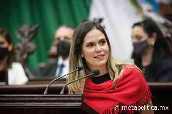 Bancada priista, preparada para cualquier escenario: Daniela de los Santos - Meta Política