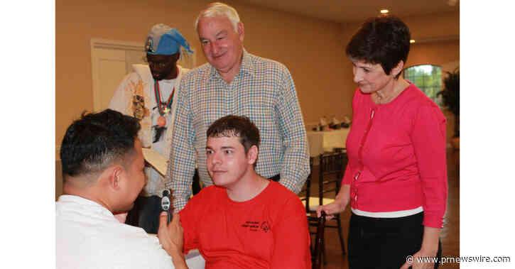 Tom Golisano doa 30 milhões de dólares à Special Olympics para ampliar os serviços essenciais de saúde para pessoas com deficiências intelectuais do mundo todo