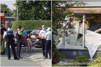 """Dak stort plots in, Jeanique en haar hondje ontsnappen aan dood: """"Ik kon nog net stap achteruitzetten"""" - Het Nieuwsblad"""