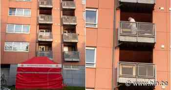 Man komt om bij val van vijfde verdieping in wijk Nieuw Gent, onderzoek naar verdacht overlijden - Het Laatste Nieuws