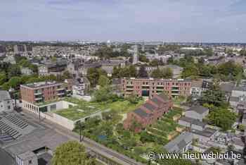 """2.000 vierkante meter nieuw park in Bloemekeswijk: """"Openheid... (Gent) - Het Nieuwsblad"""