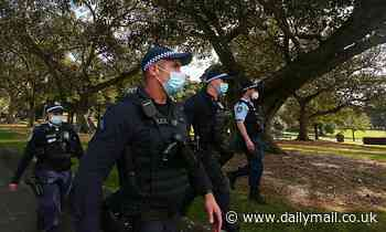 Heavy police presence in Sydney park, inner city roads shut over anti-lockdown protest fears