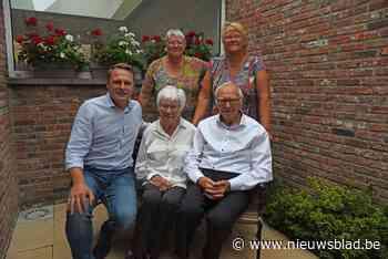 Gaston (94) en Valerie (91) zijn briljanten paar<BR />