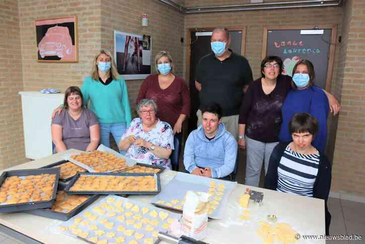 Bewoners Humival bakken koekjes voor inwoners Verviers (en brengen ze zelf)