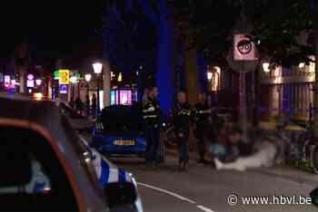 Wilde achtervolging met schoten vanuit auto's in centrum Maastricht - Het Belang van Limburg