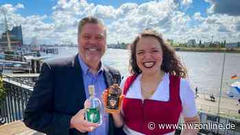 Ideenreichtum in Emstek: Aus Bier macht Lübbehusen Schnaps - Nordwest-Zeitung