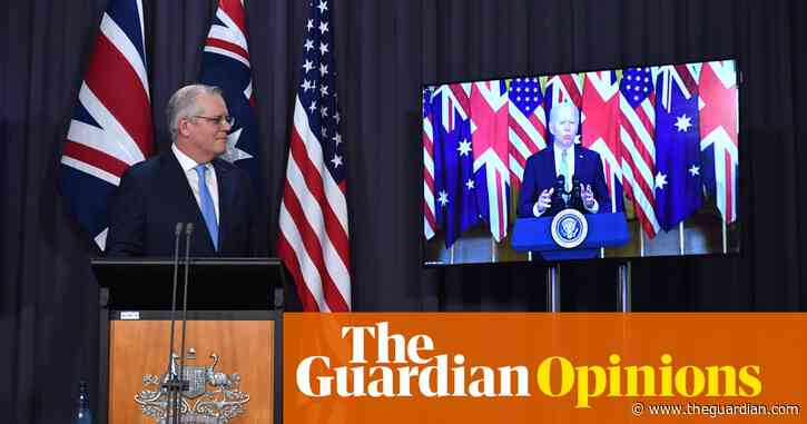Aukus is jolting Australia out of its strategic stability cocoon | Neil James