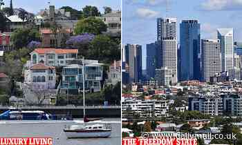 House prices set to DOUBLE in one Australian capital city as people look to escape Covid lockdowns