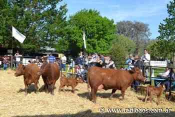 Comenzó la Expo Rural de Mercedes | #LaDos - Radio Dos Corrientes