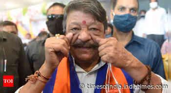 BJP will save Bengal from Mamata Banerjee's 'appeasement' politics: Kailash Vijayvargiya