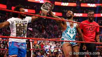 PTW Wrestling Podcast: Big E wins the big one, NXT debuts a new look - AIPT