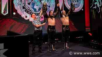 WWE NXT UK: Sept. 16, 2021 - WWE