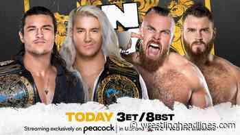 WWE NXT UK Results 9/16/21 - Wrestling Headlines
