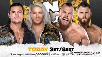 Pretty Deadly defend against Gallus, Williams battles Dar on NXT UK - WWE