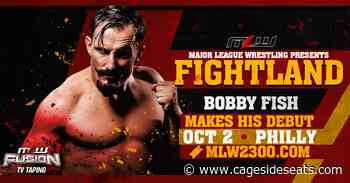 Former NXT wrestler enters tournament to win MLW Opera Cup - Cageside Seats