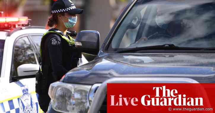 Australia Covid live news update: Victoria police clash with anti-lockdown protesters after 535 new cases; NSW reports 1,331 cases and ACT 15