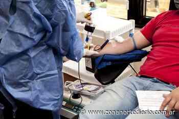 Jornada de donación de sangre en el Concejo Deliberante de Tigre - Zona Norte Diario Online