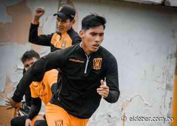 Jeyson Chura es duda en el Tigre para el partido ante Wilstermann - EL DEBER