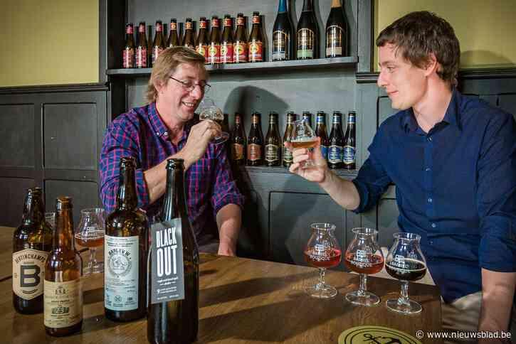 """Barrel Boutique Festival laat dertig <I>speciallekes</I> proeven: """"Je proeft onze whiskyvaten in al deze bieren"""""""