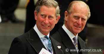 Prince Philip's last words to Charles revealed as he remained witty to the very end
