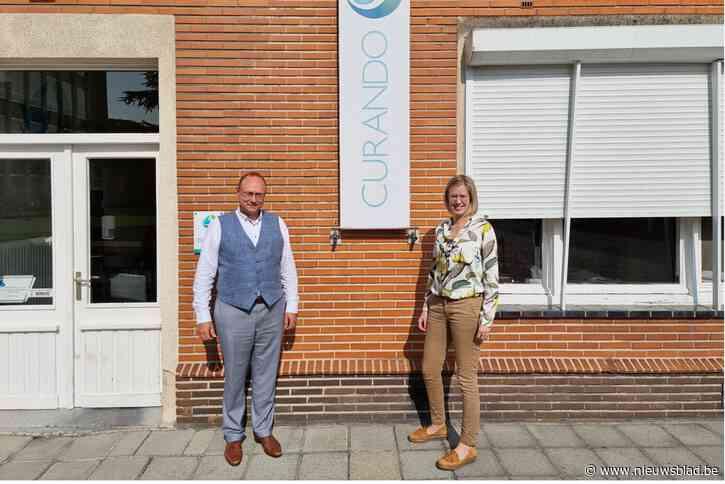 Binnenkort nieuwe sportzaal én nieuwe sporthal: Curando vzw wil sporthal integreren in project voor nieuw woonzorgcentrum