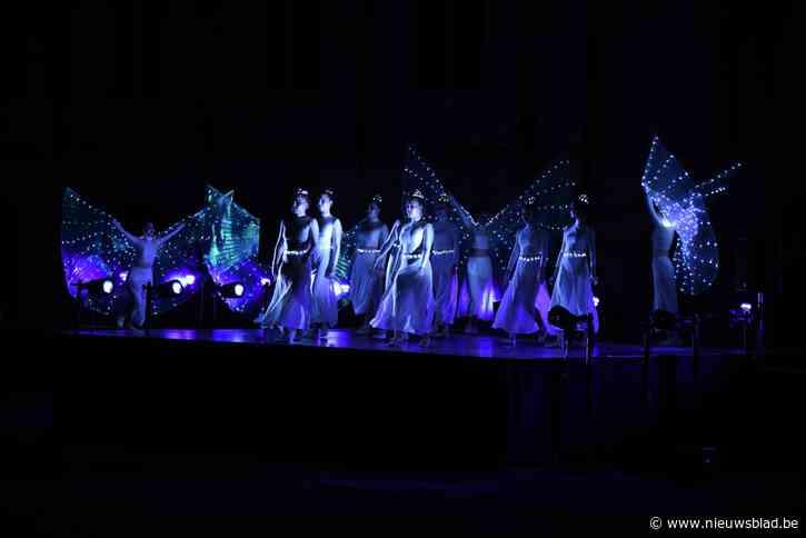 Gymmax Dance schittert met Lights of Hope<BR />
