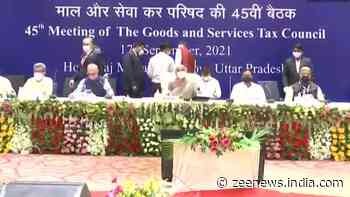 Kya sasta, kya mehnga? Check list of goods and services whose GST rates have been updated