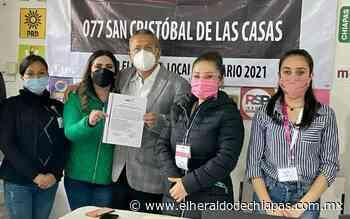 Sala Regional Xalapa revocó sentencia de Mariano Díaz emitida por el TEECH - El Heraldo de Chiapas
