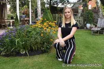 Molse Amber Van Hove is finaliste Queen of the Models - Het Nieuwsblad
