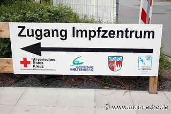 Kreis Miltenberg bietet Drittimpfungen ab Montag im Impfzentrum - Main-Echo
