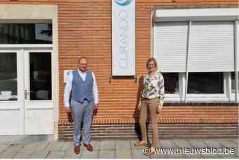 Binnenkort nieuwe sportzaal én nieuwe sporthal: Curando vzw ... (Ruiselede) - Het Nieuwsblad