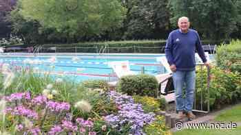 Schwimmmeister Ludwig Holkenbrink beendet letzte Saison im Sole-Freibad Bad Rothenfelde - noz.de - Neue Osnabrücker Zeitung