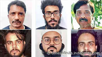 ISI-Dawood terror plot: Seventh suspect arrested by UP police